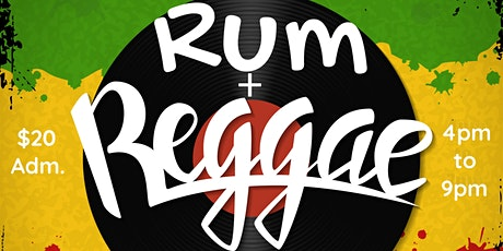 Rum and Reggae tickets