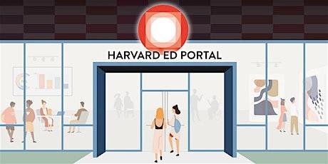Explore Online Courses with HarvardX tickets