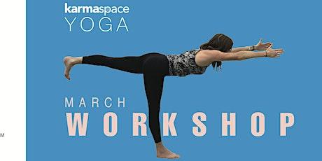 March Yoga Workshop tickets