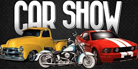 3rd Annual Car Show / Shred 360 tickets