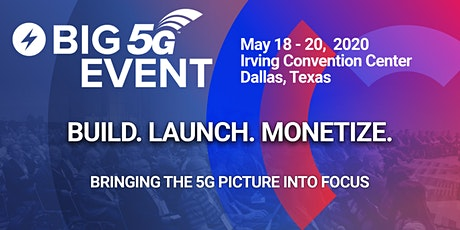 The BIG 5G Event tickets