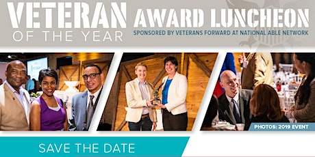 3rd Annual Veteran of the Year Award Luncheon tickets