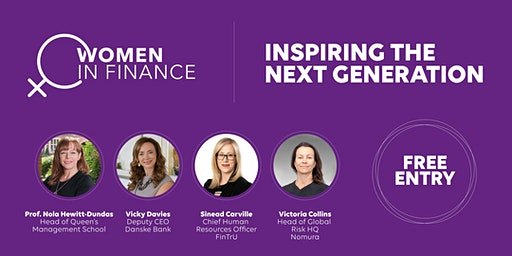 Women in Finance: Inspiring the Next Generation