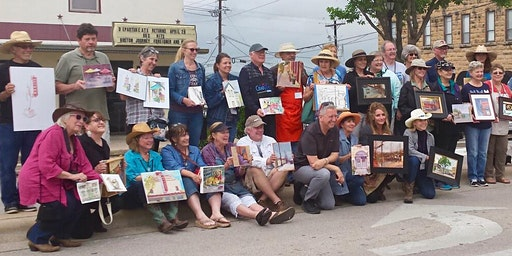 Quick Draw - Paint the Town Marble Falls