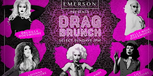 Drag Brunch March