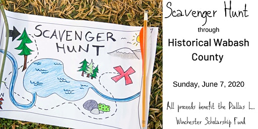 Scavenger Hunt through Historical Wabash County