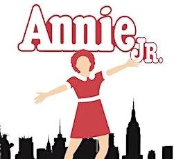 Sunshine Studios presents Annie Jr.! tickets