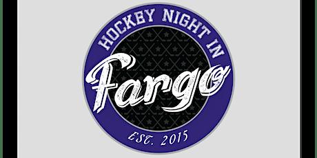 Hockey Night in Fargo 2020- NEW DATE! tickets