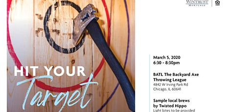 Hit your Home Ownership Target tickets