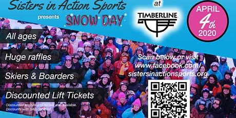 SAS Snow Day at Timberline tickets