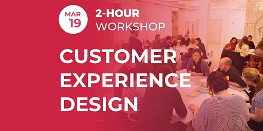 Customer Experience Design and Mapping | Free Taster | UX