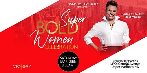Super Bold Woman Celebration