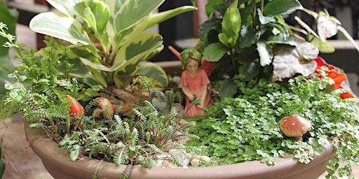 Fairy Garden Make & Take
