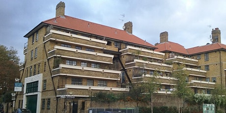 20th Century Buildings in Hackney tickets