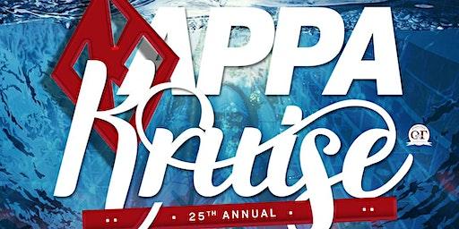 25th Annual Kappa Kruise