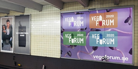 Vegoforum 2020:2 | Vego och djurrätt i journalistiken biljetter