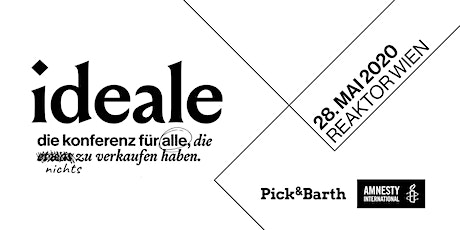 IDEALE 2020 tickets