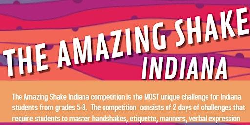 THE AMAZING SHAKE INDIANA