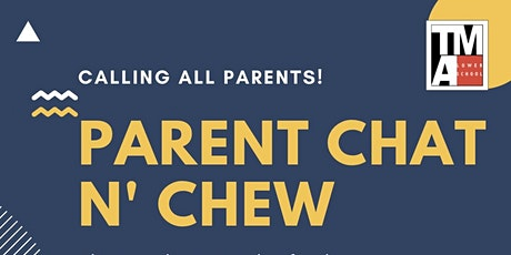 Parent Chat N' Chew tickets