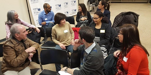 LinkedIn Local Fort Lee at the Fort Lee Public Library February 2020