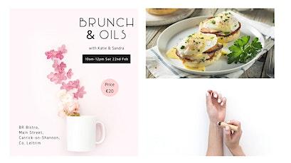 Brunch & Oils - Make & Take Essential Oils Workshop - Carrick on Shannon tickets