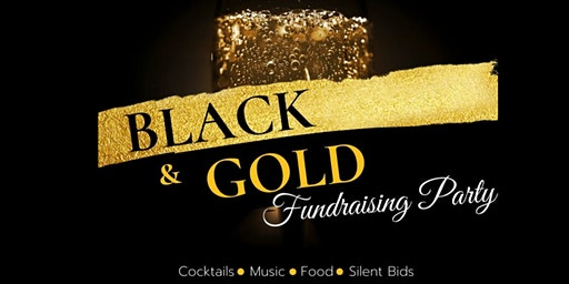 B.L.A.C.K.'s Black and Gold Fundraising Party