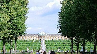 Schreiben in Potsdamer Gärten und Parks Tickets