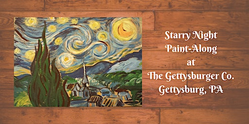 Starry Night - The Gettysburger Company
