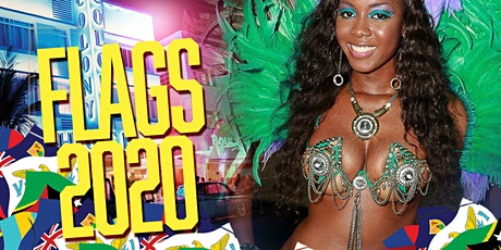 """FLAGS COOLER FETE"" TAMPA CARNIVAL AFTER PARTY tickets"