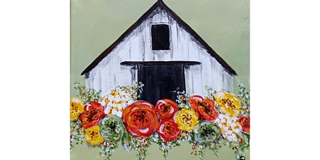 """3/6 - Corks and Canvas Event @ Eleven Winery, BAINBRIDGE """"Spring Barn"""" tickets"""