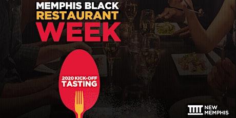 Black Restaurant Week Kick-Off Tasting tickets