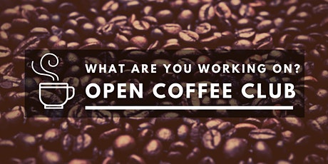 Open Coffee Club Knoxville tickets