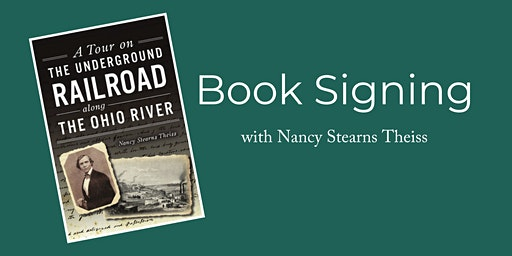 Book Signing with Nancy Stearns Theiss