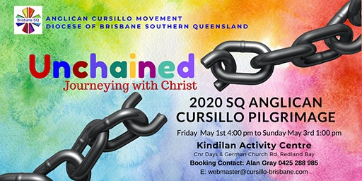 2020 Pilgrimage - Theme: Unchained -  Journeying with Christ