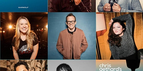 SIX TO SEVEN INCREDIBLE COMEDIANS AND MUSIC BY THE 18,000 SONGS GUY tickets