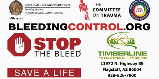 Monday Stop the Bleed