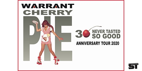 Warrant - Cherry Pie Tour tickets