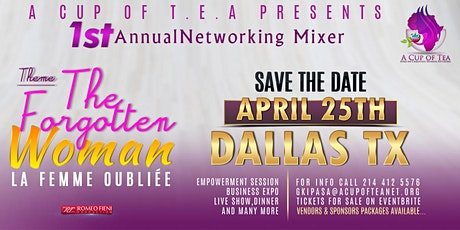 The Forgotten Woman Networking Mixer Dallas Tx tickets