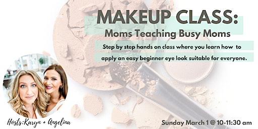 Georgetown Mama's Makeup Class