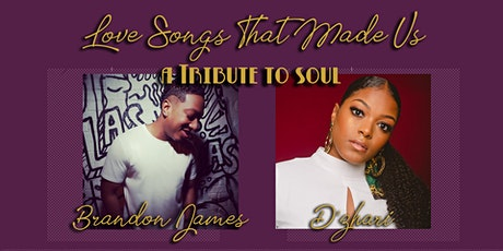 Love Songs That Made Us: A Tribute To Soul @ 365-Viii tickets