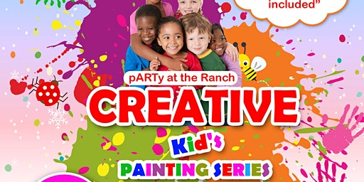 Creative Kids Painting Series