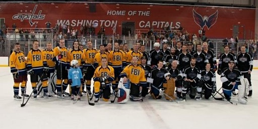FBI vs. Secret Service Charity Hockey Game