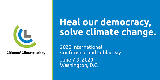 Citizens' Climate 2020 International Conference & Lobby Day