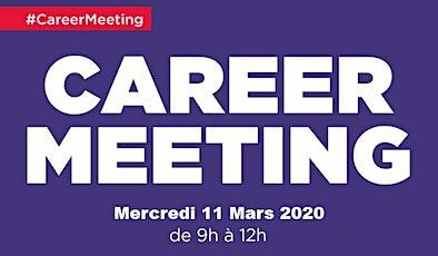 Career Meeting ISEG Lille billets