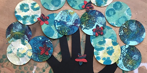 Art and Craft Home Education Workshop at Bean Tree Café