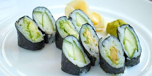 Fresh Vegan Sushi - Cooking Class by Cozymeal™