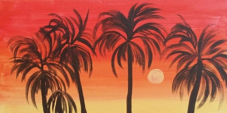 Sip & Paint with Painting the Town tickets