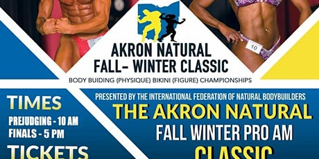 Akron Natural Fall Classic tickets