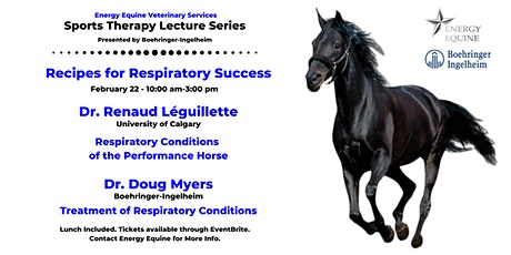 Recipes for Respiratory Success tickets