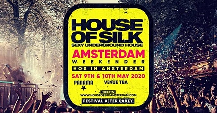 House of Silk Amsterdam tickets